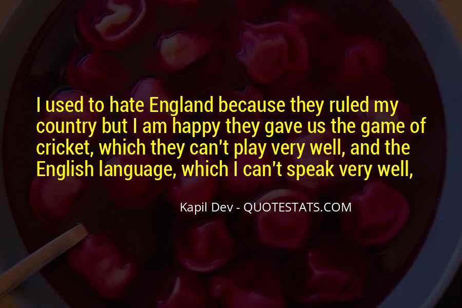 Kapil Dev Quotes #940644