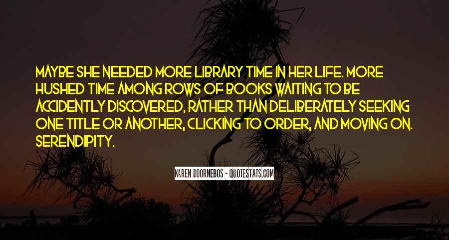 Karen Doornebos Quotes #1389878