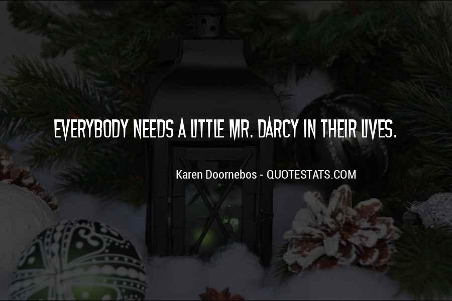 Karen Doornebos Quotes #363965