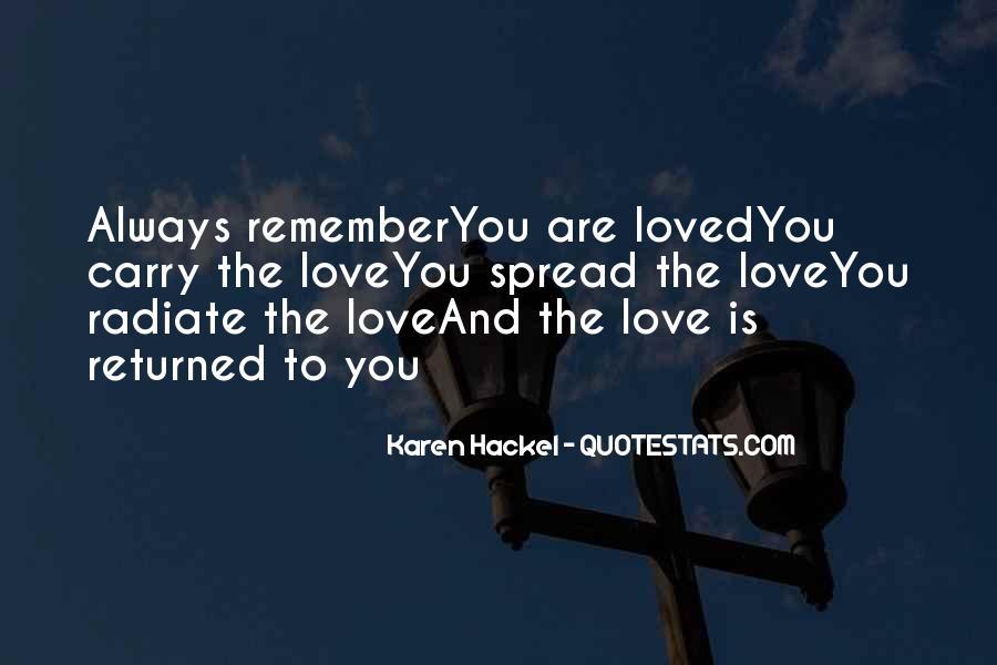 Karen Hackel Quotes #390622