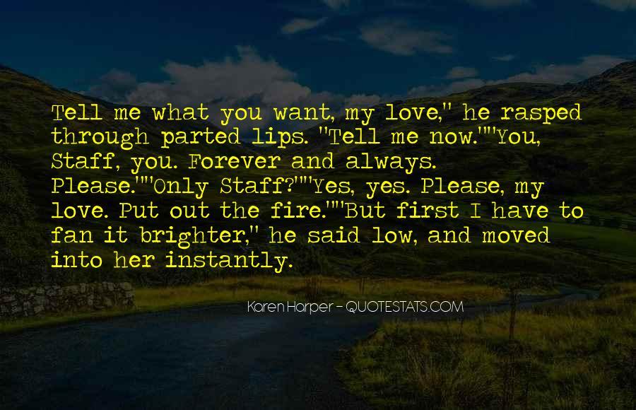 Karen Harper Quotes #928149