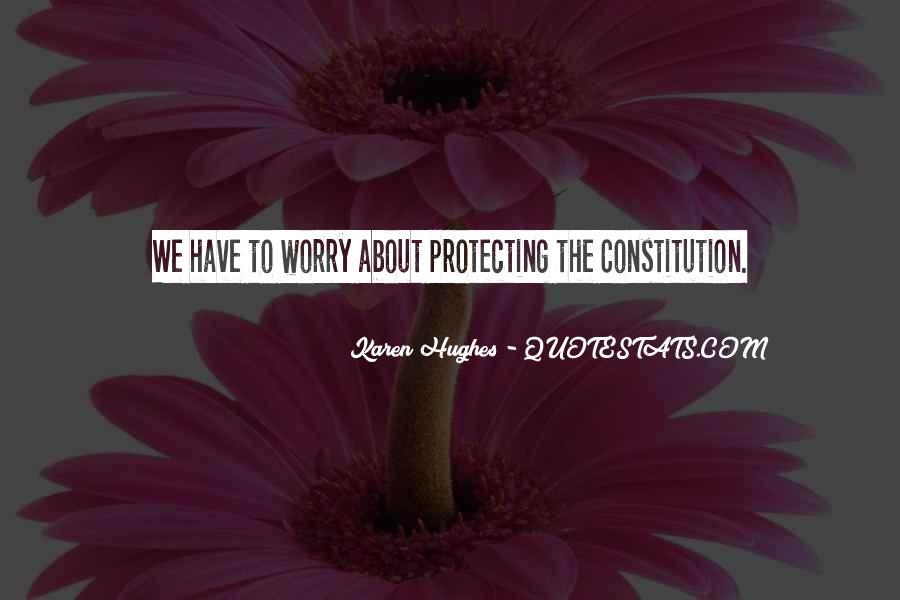 Karen Hughes Quotes #1525932