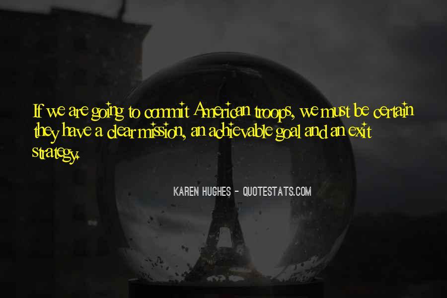 Karen Hughes Quotes #59355
