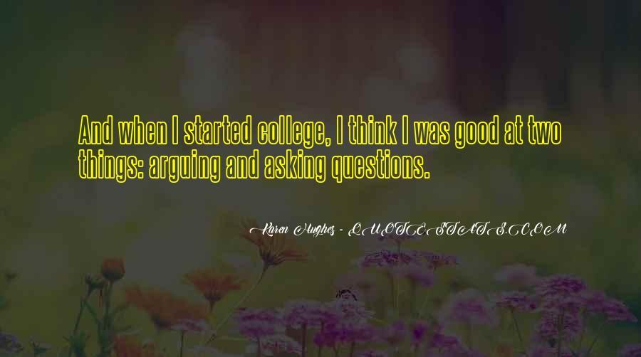 Karen Hughes Quotes #832337
