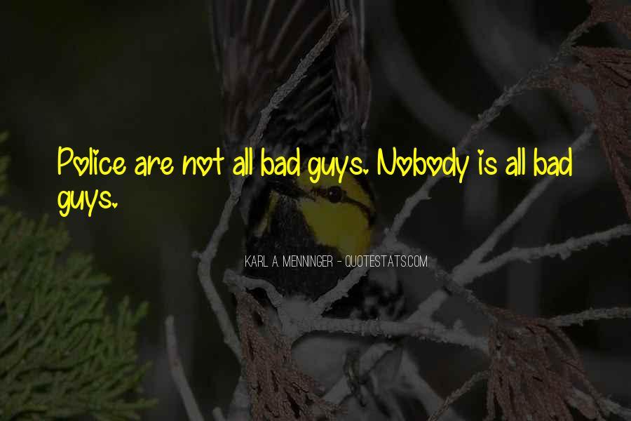 Karl A. Menninger Quotes #1572037