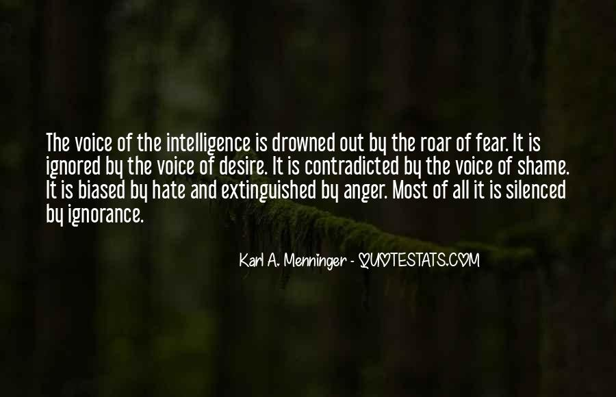Karl A. Menninger Quotes #1845966