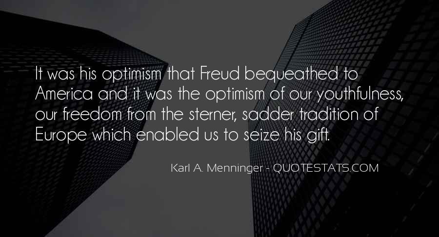 Karl A. Menninger Quotes #973638