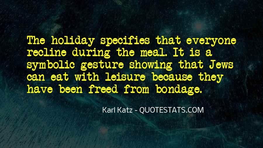 Karl Katz Quotes #180033