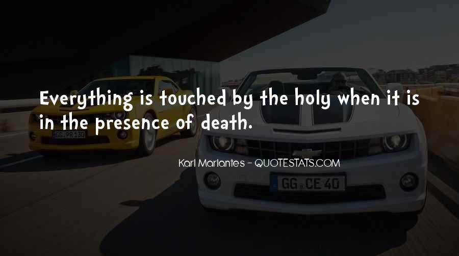 Karl Marlantes Quotes #1761190