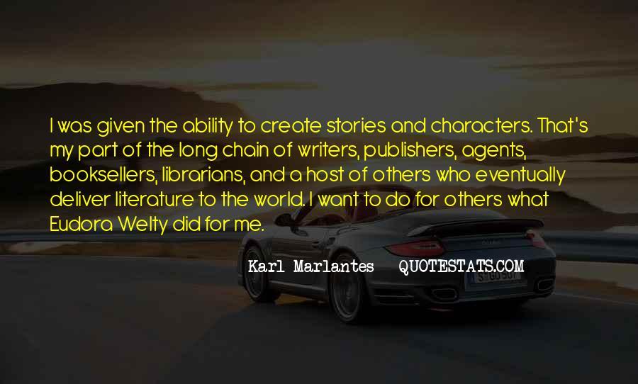Karl Marlantes Quotes #1801305