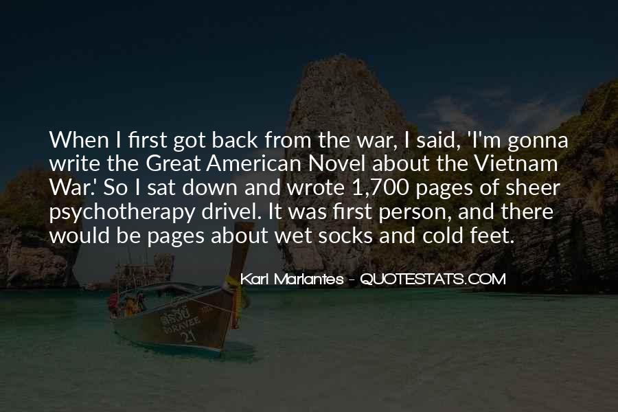 Karl Marlantes Quotes #262678