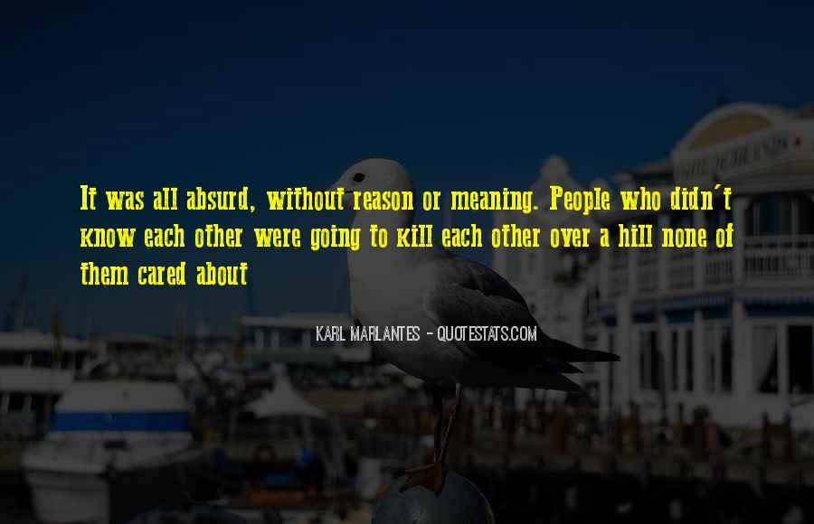 Karl Marlantes Quotes #901765