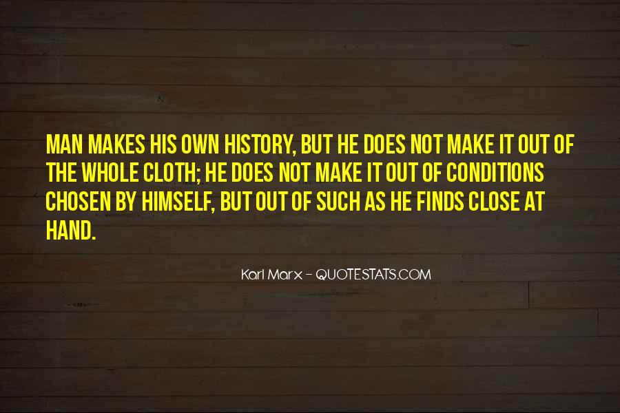 Karl Marx Quotes #1070338