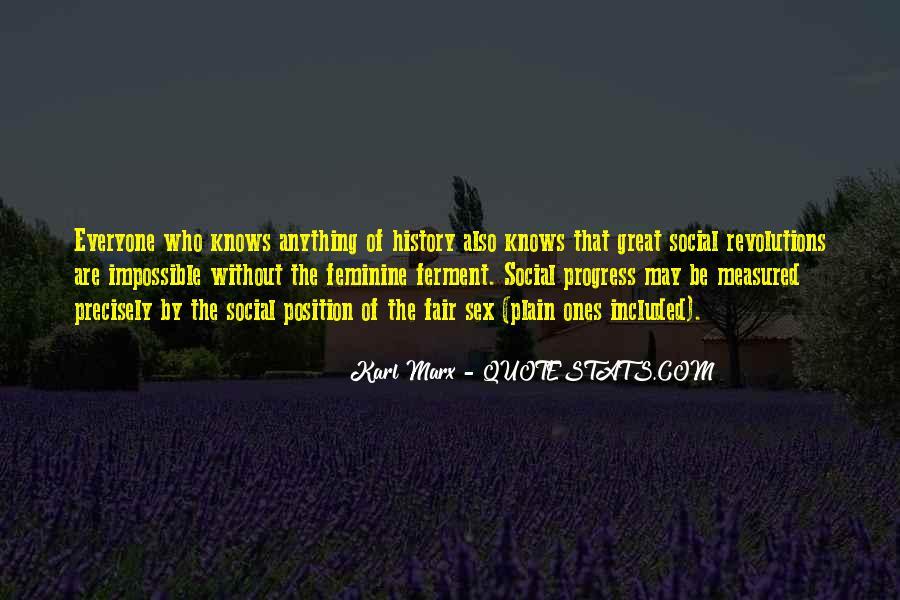 Karl Marx Quotes #1077474