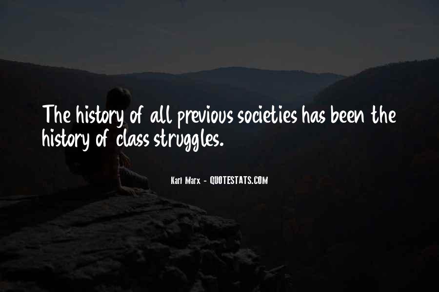 Karl Marx Quotes #1105365