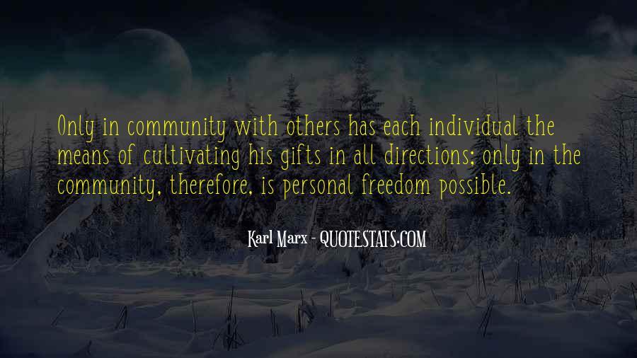 Karl Marx Quotes #1175478