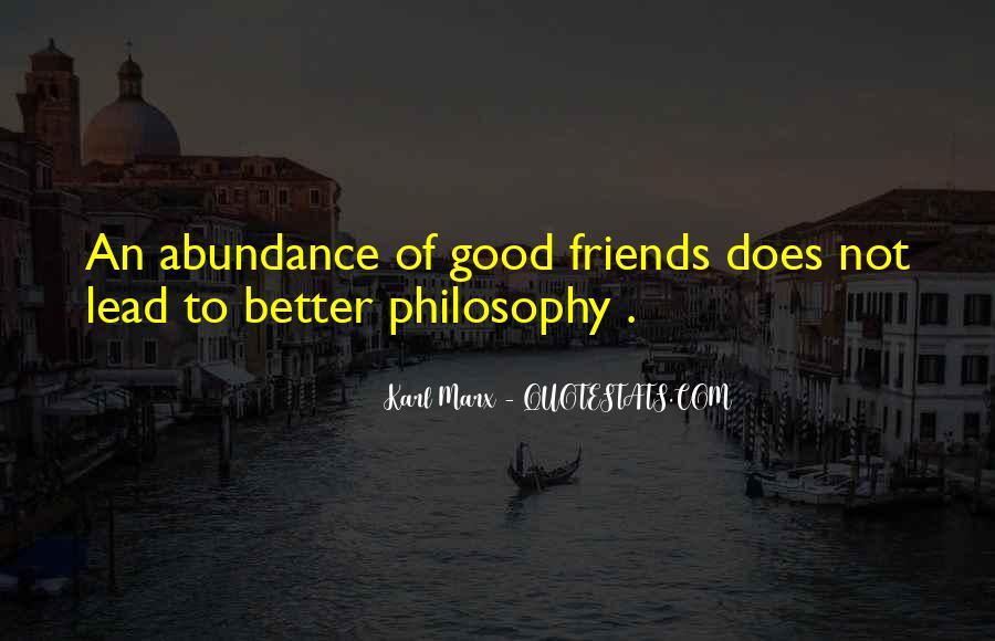 Karl Marx Quotes #1409656