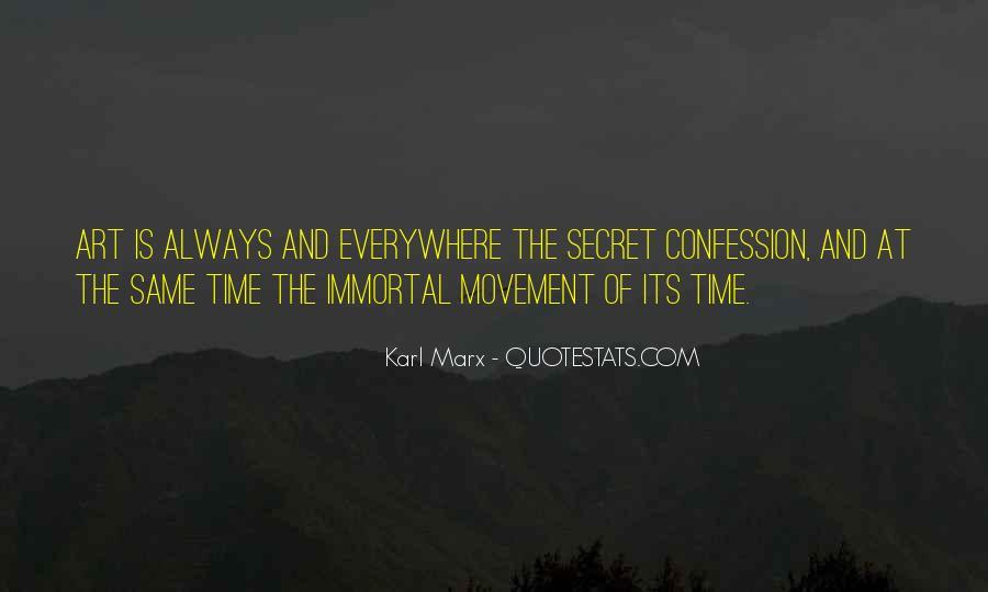 Karl Marx Quotes #1417836