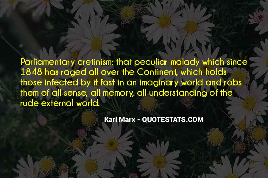 Karl Marx Quotes #1703334