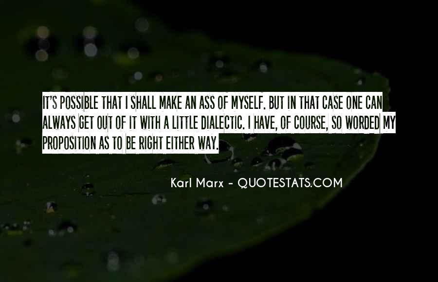Karl Marx Quotes #1728441