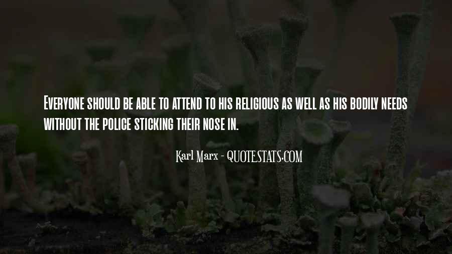 Karl Marx Quotes #1819083