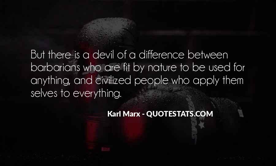 Karl Marx Quotes #267943