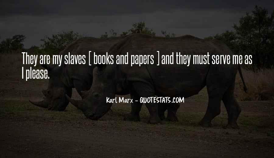 Karl Marx Quotes #302341