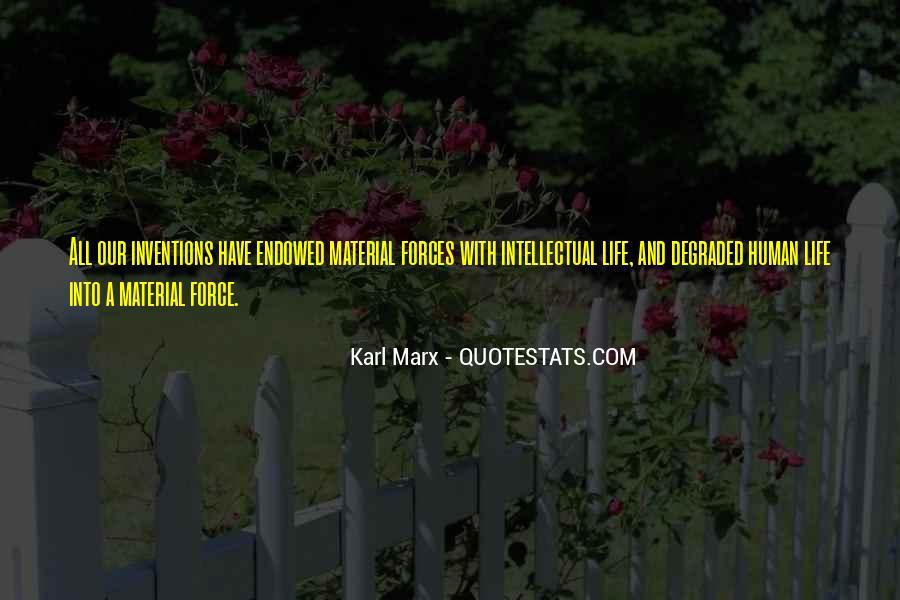 Karl Marx Quotes #340576