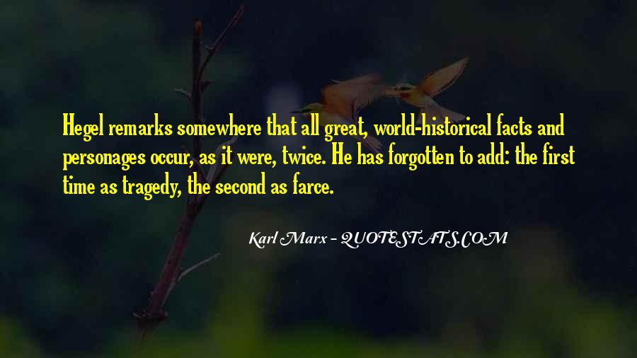 Karl Marx Quotes #35022