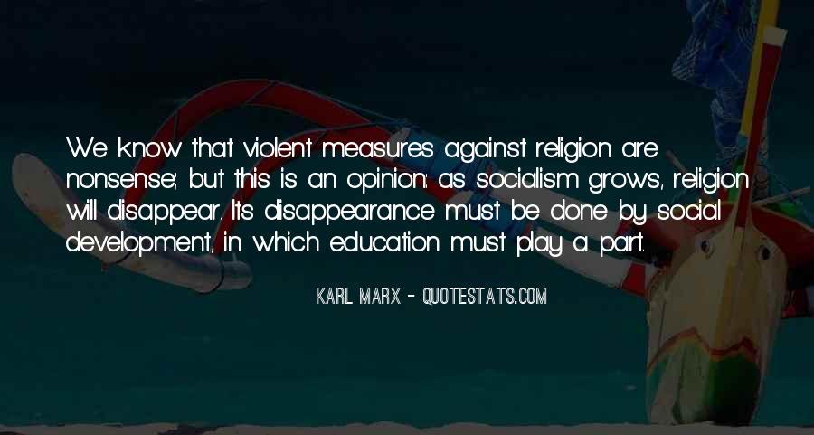 Karl Marx Quotes #399935