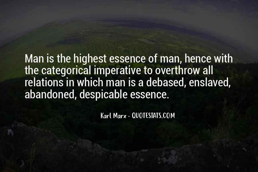 Karl Marx Quotes #55189