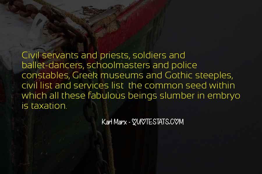 Karl Marx Quotes #573512