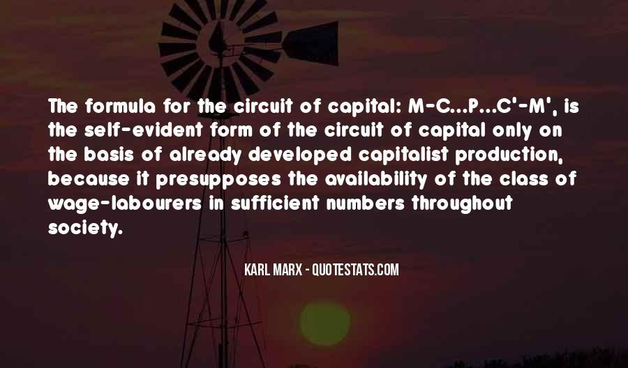 Karl Marx Quotes #608157
