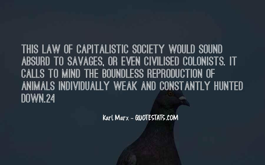 Karl Marx Quotes #616919