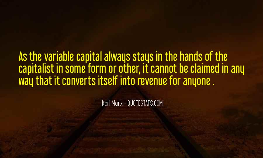 Karl Marx Quotes #629210
