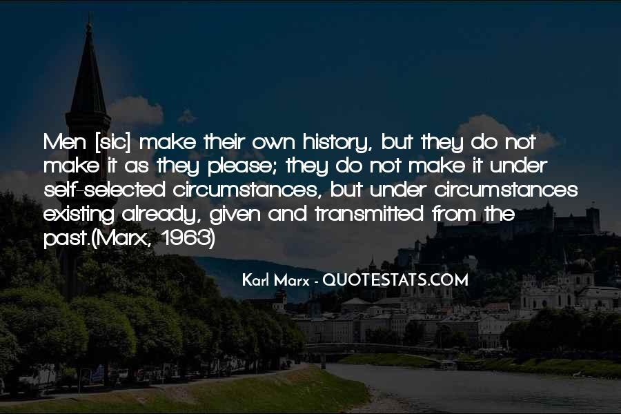 Karl Marx Quotes #671865