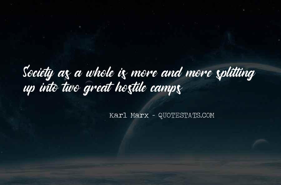 Karl Marx Quotes #677925