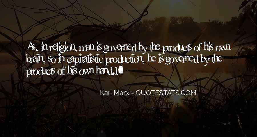 Karl Marx Quotes #757113