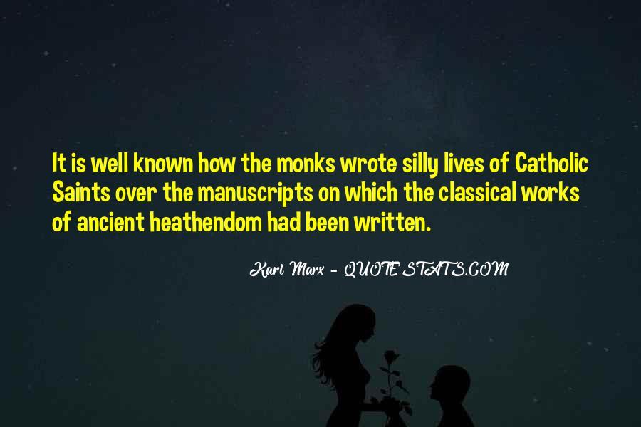Karl Marx Quotes #814890