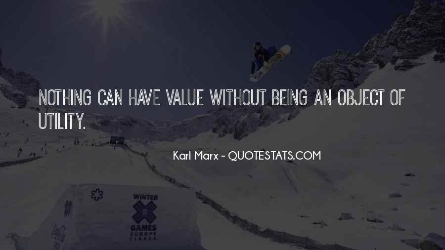 Karl Marx Quotes #816721