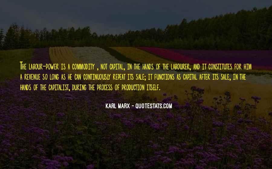 Karl Marx Quotes #879086