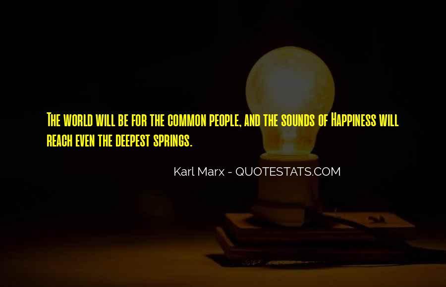 Karl Marx Quotes #896032