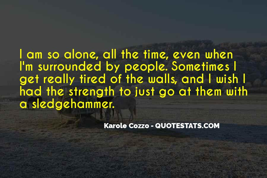 Karole Cozzo Quotes #643601