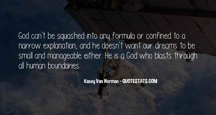 Kasey Van Norman Quotes #1404982