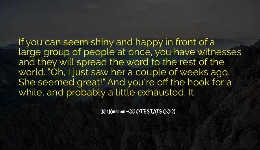 Kat Kinsman Quotes #1422811