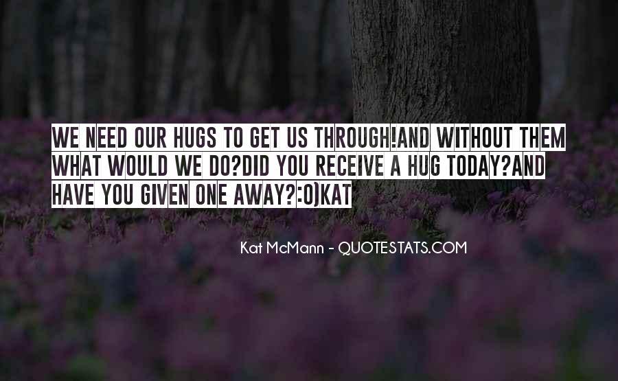 Kat McMann Quotes #431993