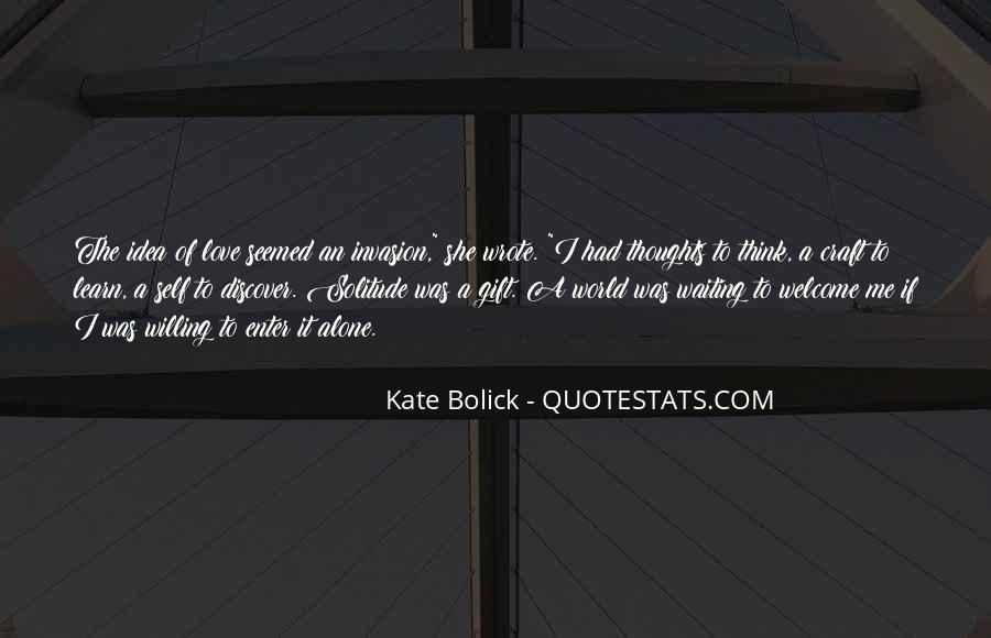 Kate Bolick Quotes #10781