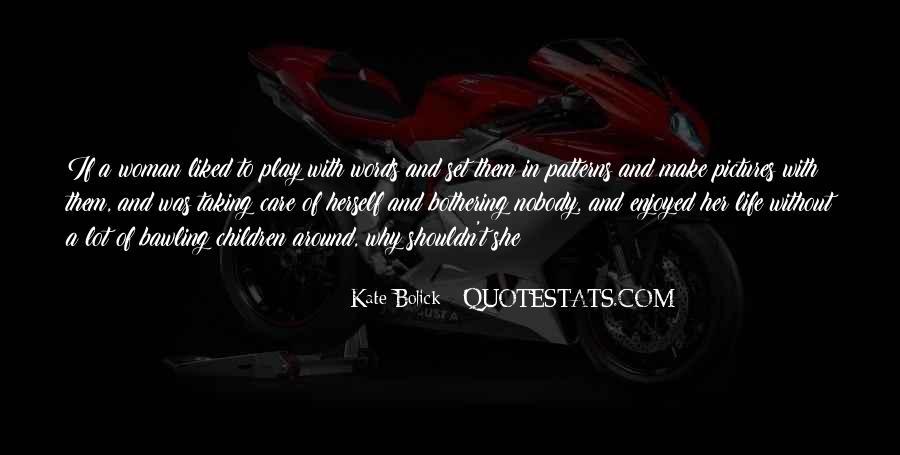 Kate Bolick Quotes #1266151