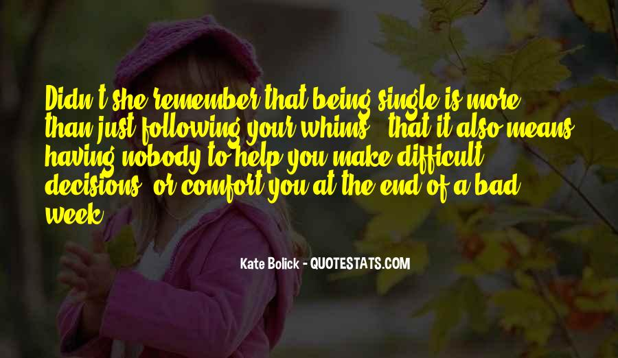 Kate Bolick Quotes #1806836