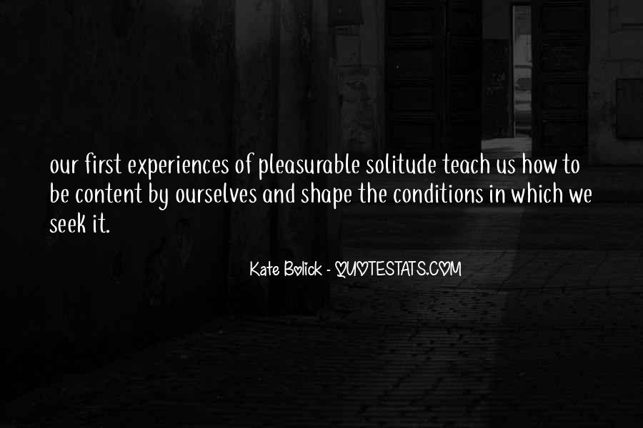 Kate Bolick Quotes #327719